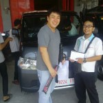 Foto Penyerahan Unit 1 Sales Marketing Mobil Dealer Daihatsu Semarang By Arif