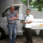 Foto Penyerahan Unit 7 Sales Marketing Mobil Dealer Daihatsu Semarang By Arif