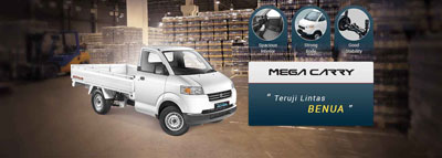 12. Suzuki Mega Carry