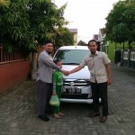 Foto Penyerahan Unit 6 Sales Marketing Mobil Dealer Suzuki Medan Azka