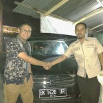 Foto Penyerahan Unit 7 Sales Marketing Mobil Dealer Suzuki Medan Azka