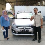 Foto Penyerahan Unit 8 Sales Marketing Mobil Dealer Suzuki Medan Azka